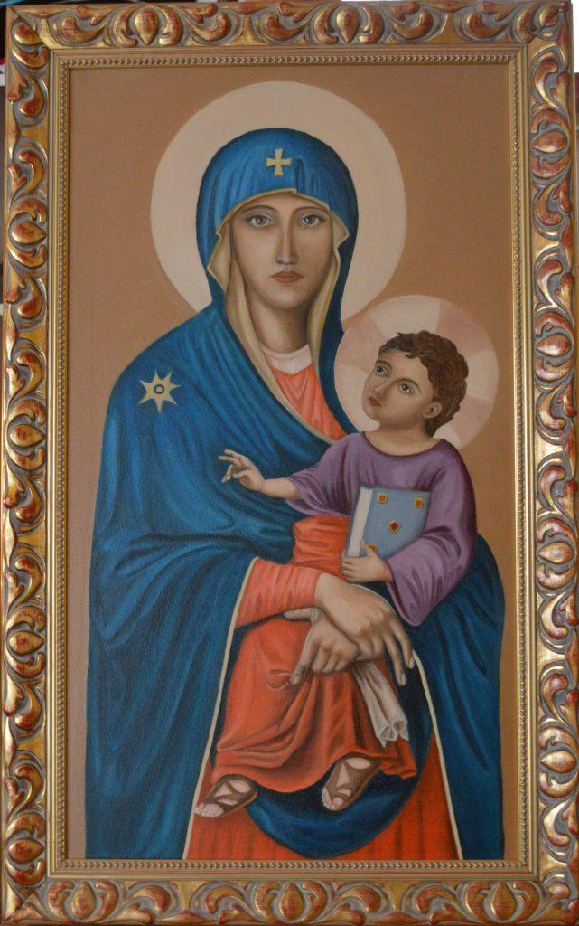 Matka Boska Śnieżna (Salus Populi Romani)